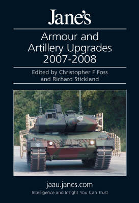 Jane's Armour and Artillery Upgrades 2007/2008 (Hardback)