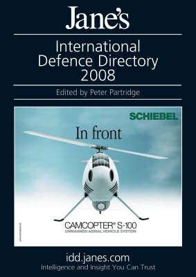 Jane's International Defence Directory 2008 (Hardback)