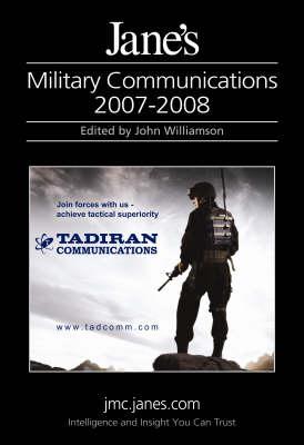 Jane's Military Communications 2007/2008 (Hardback)