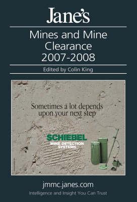 Jane's Mines and Mine Clearance 2007/2008 (Hardback)