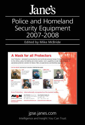 Jane's Police and Homeland Security Equipment 2007/2008 (Hardback)