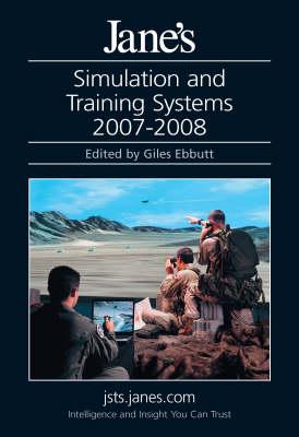 Jane's Simulation and Training Systems 2007/2008 (Hardback)