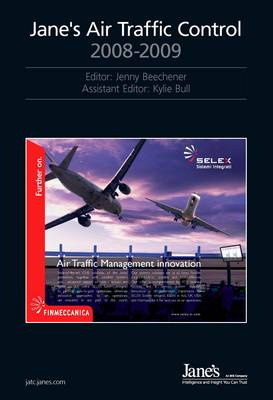 Jane's Air Traffic Control 2008/2009 (Hardback)