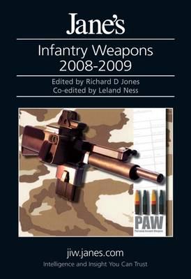 Jane's Infantry Weapons, 2008-2009 2008/2009 (Hardback)