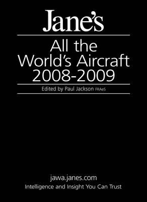 Jane's All the World's Aircraft 2008/2009 (Hardback)