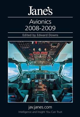 Jane's Avionics 2008/2009 (Hardback)