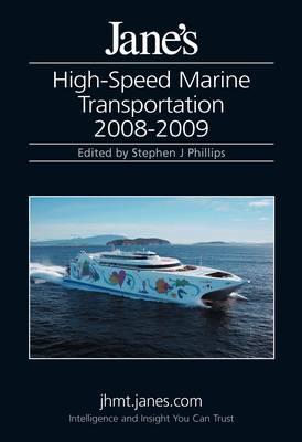 Jane's High-speed Marine Transportation, 2008-2009 2008/2009 (Hardback)