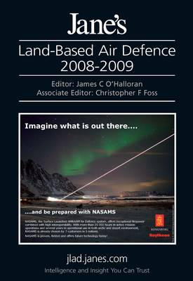 Jane's Land-based Air Defence 2008/2009 (Hardback)
