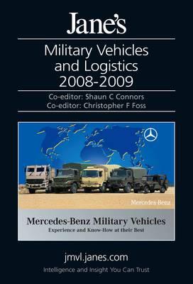 Jane's Military Vehicles and Logistics 2008/2009 (Hardback)