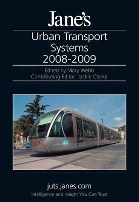 Jane's Urban Transport Systems 2008/2009 (Hardback)
