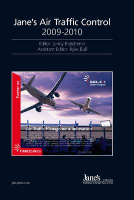 Jane's Air Traffic Control, 2009-2010 2009/2010 (Hardback)