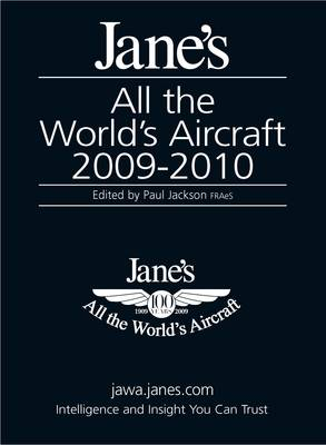 Jane's All the World's Aircraft, 2009-2010 2009/2010 (Hardback)