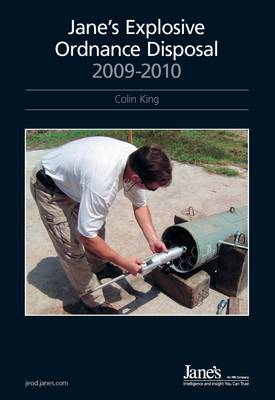 Jane's Explosive Ordnance Disposal, 2009-2010 2009/2010 (Hardback)