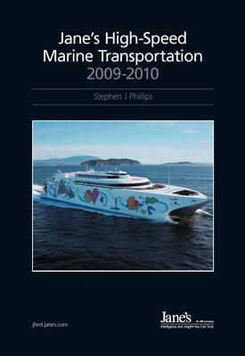 Jane's High-speed Marine Transportation, 2009-2010 2009/2010 (Hardback)