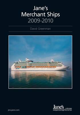 Jane's Merchant Ships, 2009-2010 2009/2010 (Hardback)