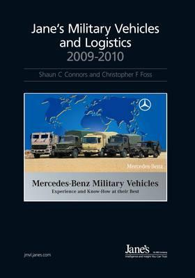 Jane's Military Vehicles and Logistics, 2009-2010 2009/2010 (Hardback)