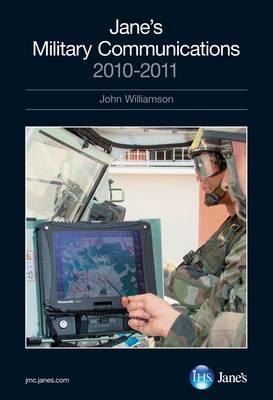 Jane's Military Communications 2010-2011 2010/2011 (Hardback)