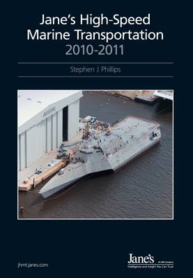Jane's High Speed Marine Transportation 2010/2011 (Hardback)