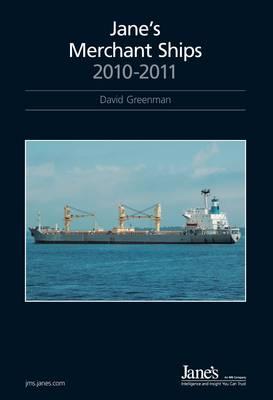Jane's Merchant Ships 2010-2011 2010/2011 (Hardback)