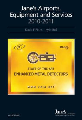 Jane's Airports, Equipment and Services 2010-2011 2010/2011 (Hardback)