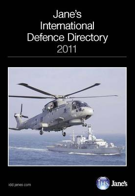 Jane's International Defence Directory 2011 2010/2011 (Hardback)