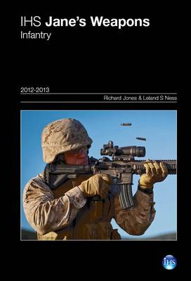 Jane's Weapons: Infantry 2012-2013 2012/2013 (Hardback)