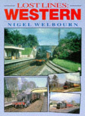Lost Lines: Western Region - Lost Lines (Paperback)