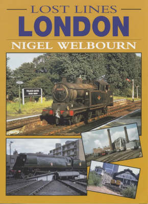 Lost Lines: London: London - Lost Lines (Paperback)