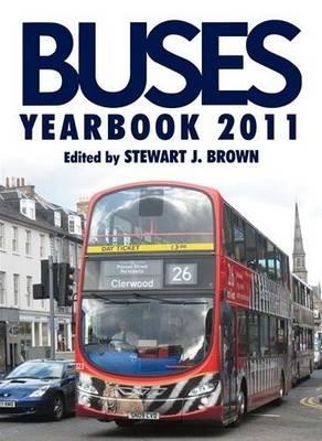 Buses Yearbook 2011 (Hardback)