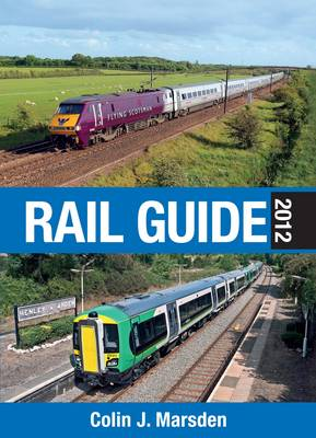 ABC Rail Guide 2012 (Hardback)