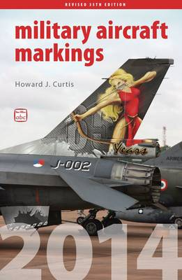 ABC Military Aircraft Markings 2014 (Paperback)