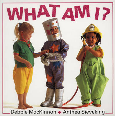 What am I? (Paperback)