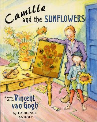Camille and the Sunflowers Big Book - Anholt's Artists