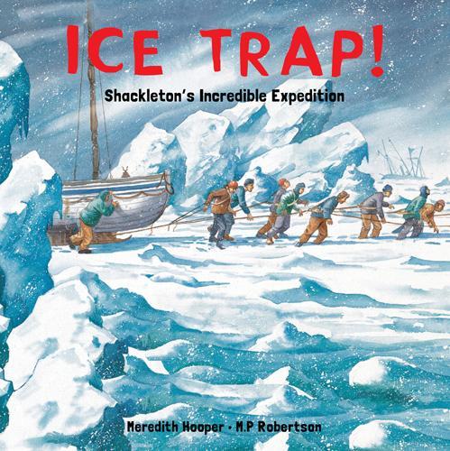Ice Trap! (Paperback)