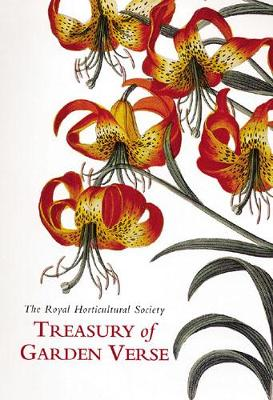 The RHS Treasury of Garden Verse (Hardback)