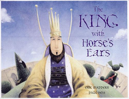 The King with Horse's Ears (Paperback)