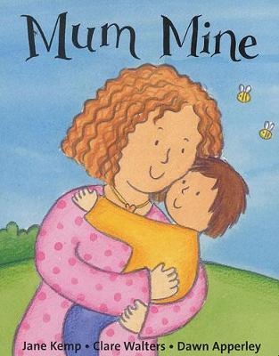 Mum Mine (Board book)