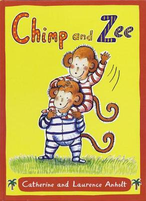 Chimp and Zee - Chimp and Zee (Board book)