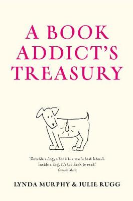 A Book Addict's Treasury (Hardback)