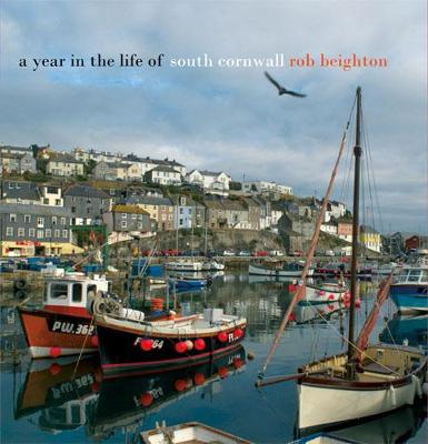 A Year in the Life of South Cornwall - A Year in the Life (Hardback)
