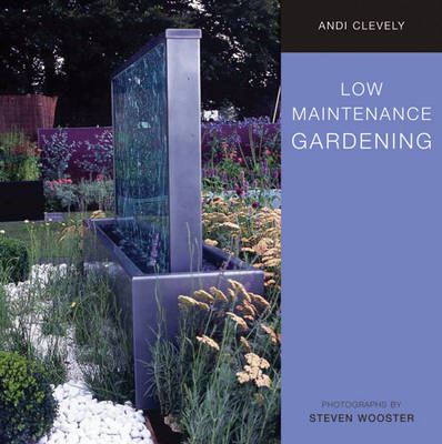 Low Maintenance Gardening: A Time-saving Guide to Trouble-free Gardening (Paperback)
