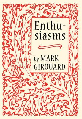 Enthusiasms (Hardback)