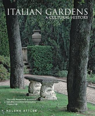 Italian Gardens: A Cultural History (Paperback)