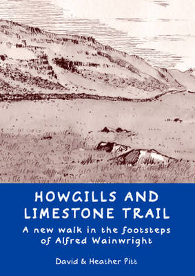 Howgills and Limestone Trail (Hardback)
