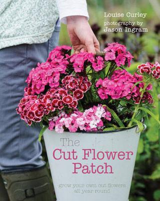 The Cut Flower Patch: Grow Your Own Cut Flowers All Year Round (Hardback)
