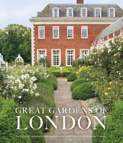 Great Gardens of London (Hardback)