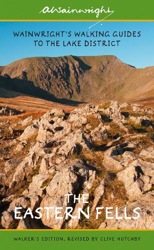 Wainwright's Walking Guide to the Lake District Fells Book 1: The Eastern Fells - Wainwright Walkers Edition (Paperback)