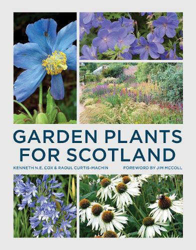 Garden Plants for Scotland (Paperback)
