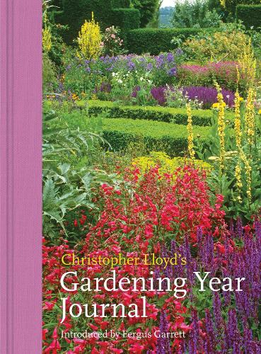 Christopher Lloyd's Gardening Year Journal (Hardback)