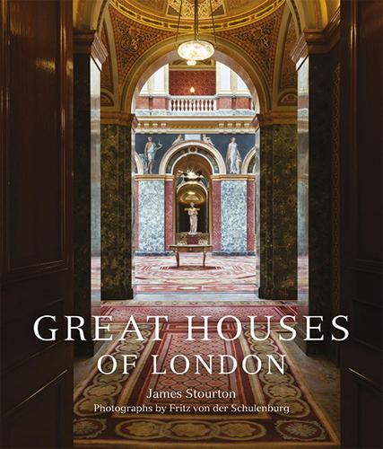 Great Houses of London (Hardback)